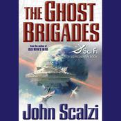 The Ghost Brigades Audiobook, by John Scalzi