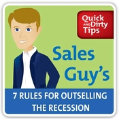 Sales Guys 7 Rules for Outselling the Recession Audiobook, by Jeb Blount