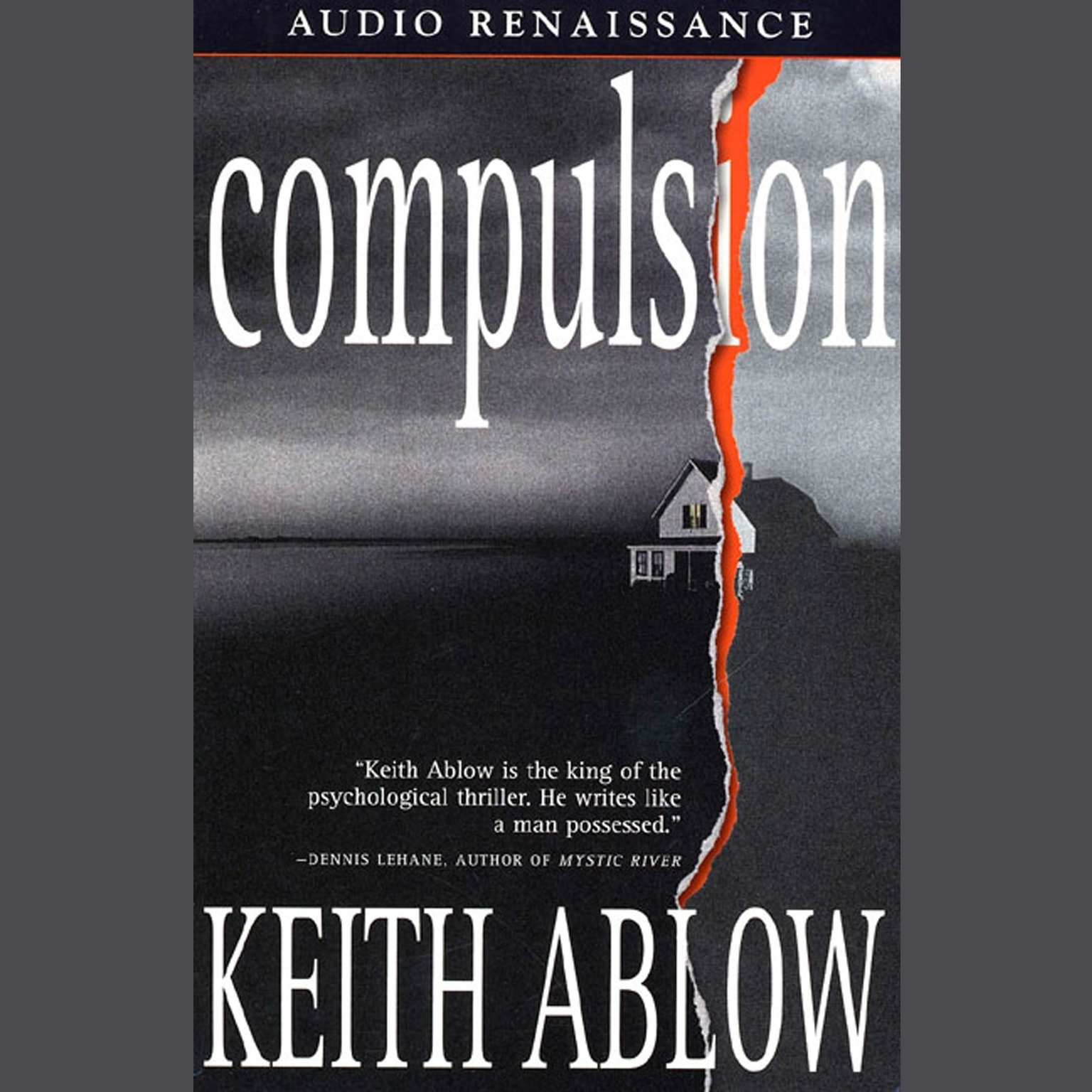 Compulsion (Abridged): A Novel Audiobook, by Keith Russell Ablow
