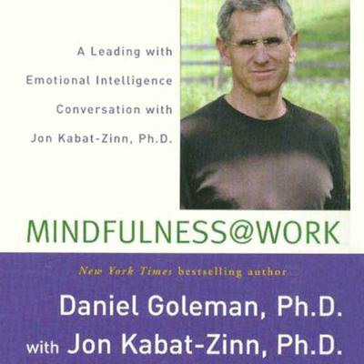 Mindfulness @ Work: A Leading with Emotional Intelligence Conversation with Jon Kabat-Zinn Audiobook, by Daniel Goleman, Ph.D.