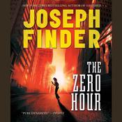The Zero Hour Audiobook, by Joseph Finder