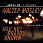 Bad Boy Brawly Brown Audiobook, by Walter Mosley