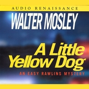 A Little Yellow Dog Audiobook, by Walter Mosley