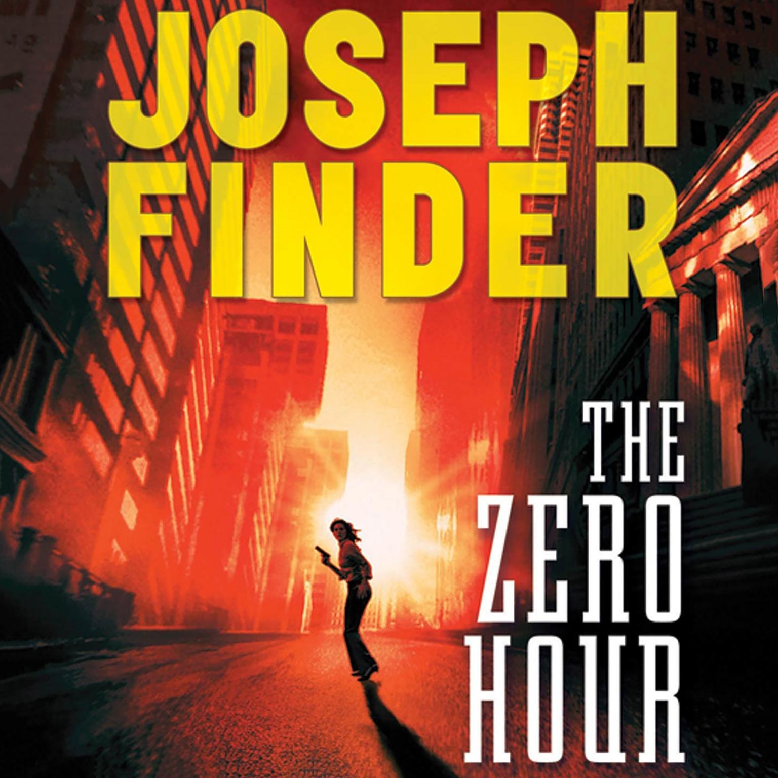 Printable The Zero Hour Audiobook Cover Art