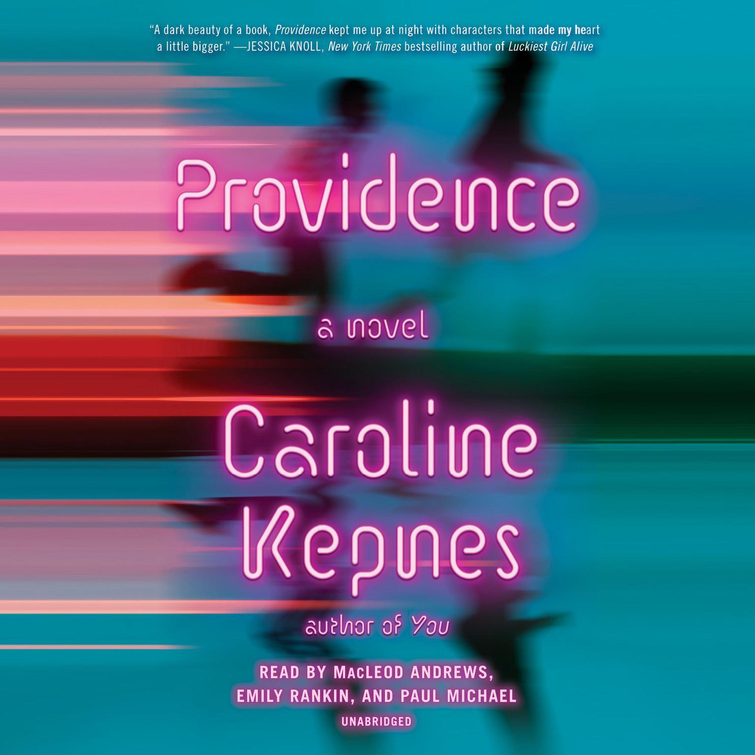 Providence: A Novel Audiobook, by Caroline Kepnes