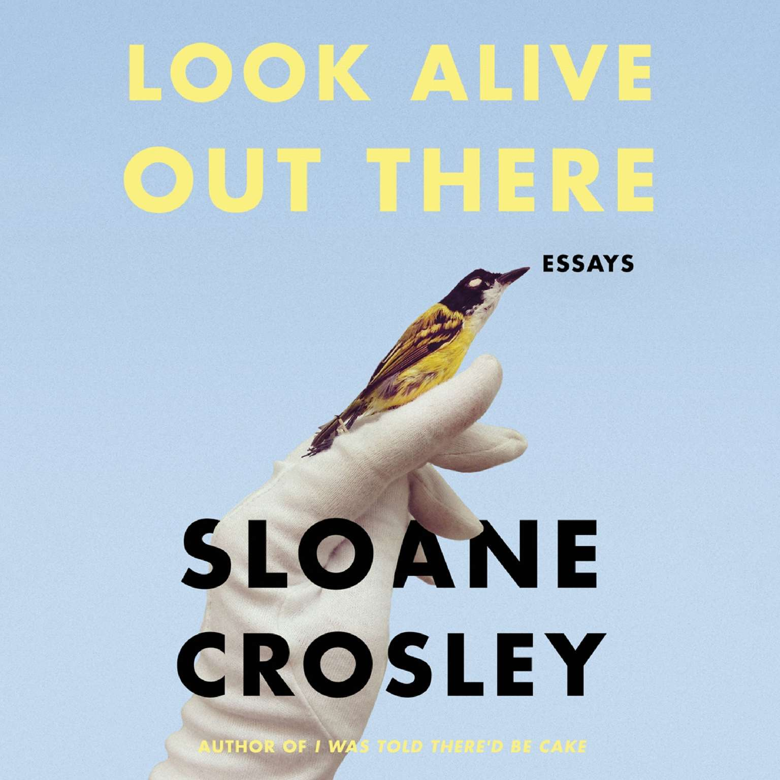 Look Alive Out There: Essays Audiobook, by Sloane Crosley
