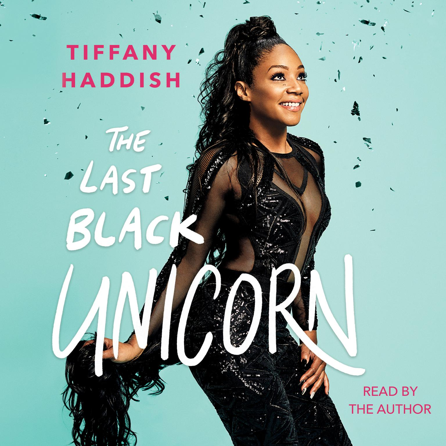 Printable The Last Black Unicorn Audiobook Cover Art