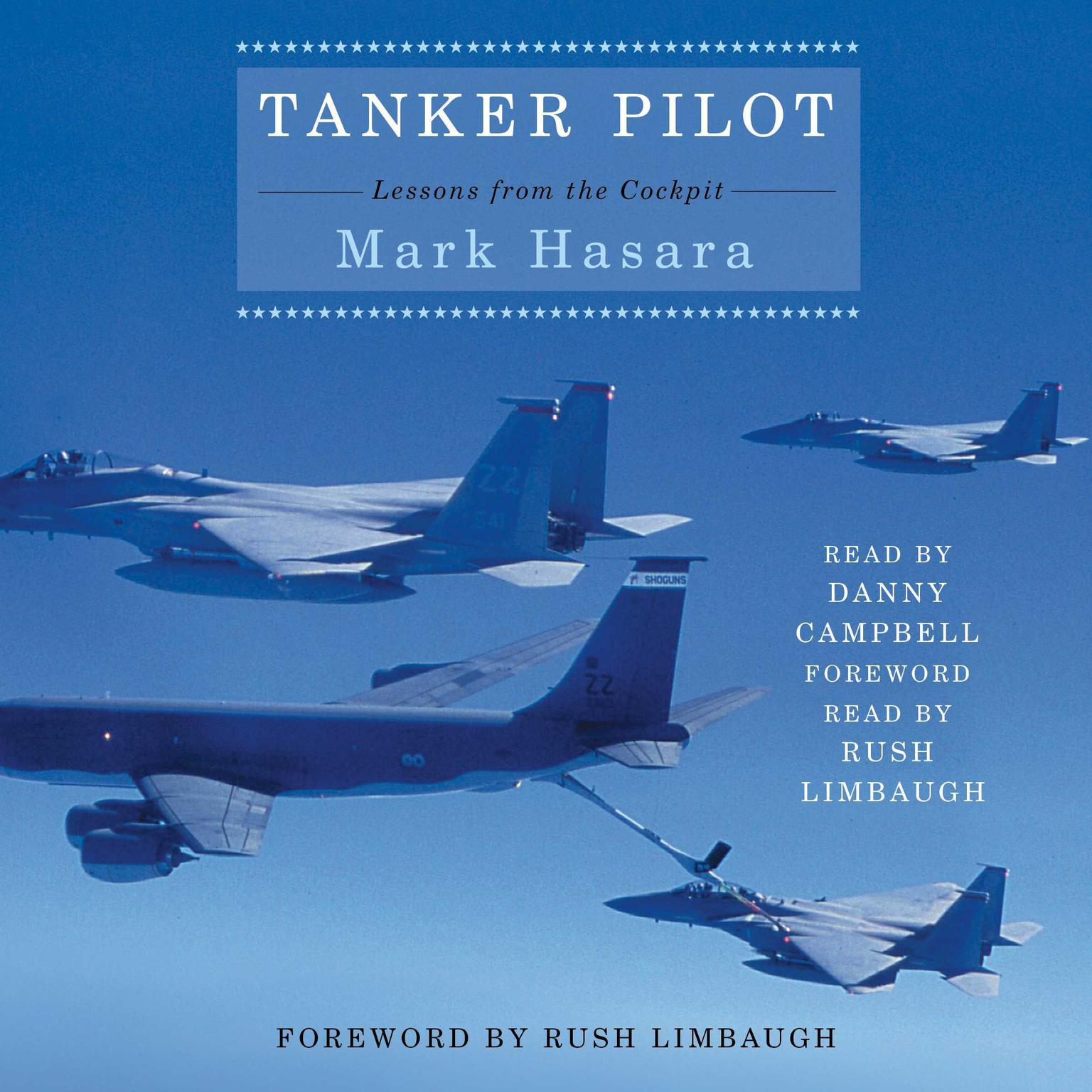 Printable Tanker Pilot: Lessons from the Cockpit Audiobook Cover Art