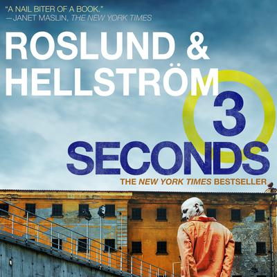 Three Seconds Audiobook, by Anders Roslund