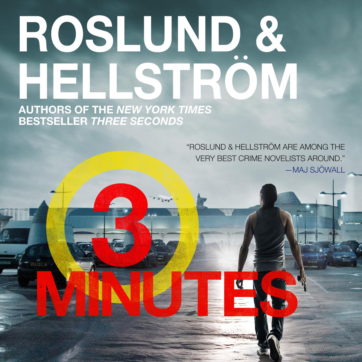 Printable Three Minutes Audiobook Cover Art