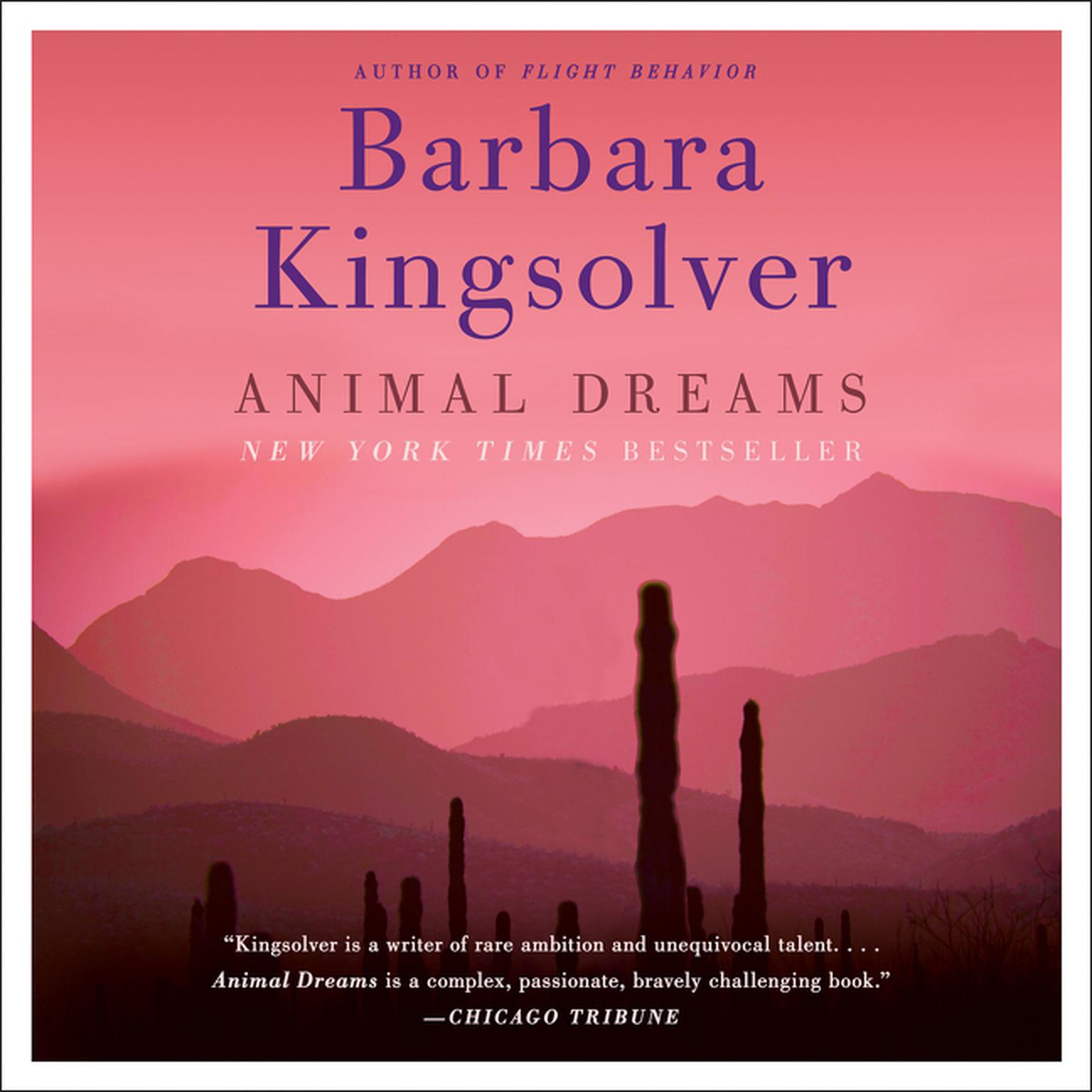 a character analysis of barbara kingsolver alices animal dreams Complete summary of barbara kingsolver's animal dreams enotes plot summaries cover all the analysis and characters so you can understand them on.