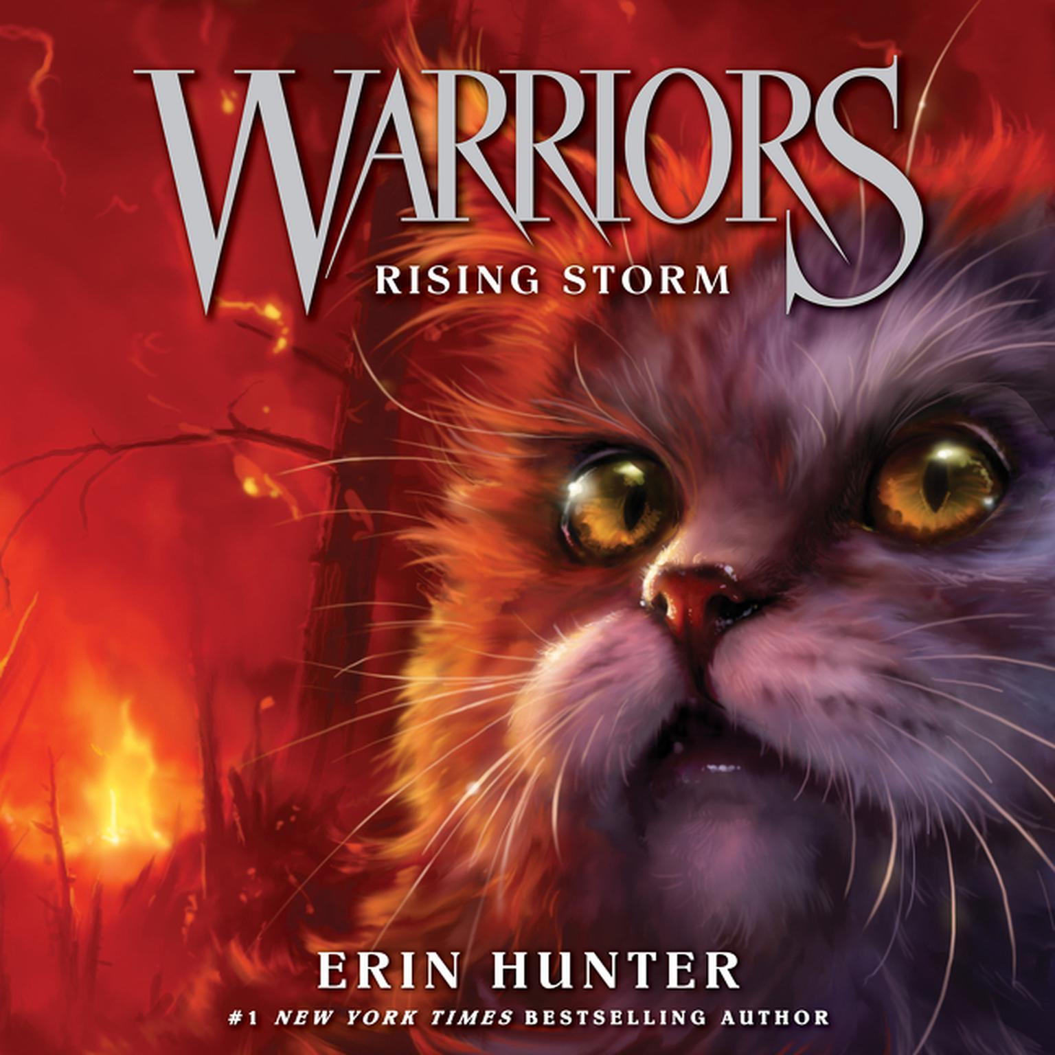 Warriors #4: Rising Storm Audiobook, by Erin Hunter