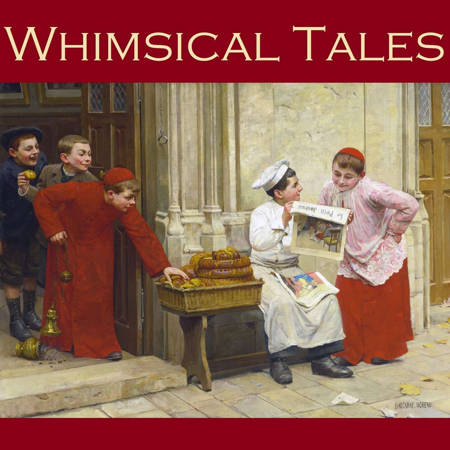Whimsical Tales Audiobook, by Various