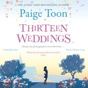 Thirteen Weddings Audiobook, by Paige Toon
