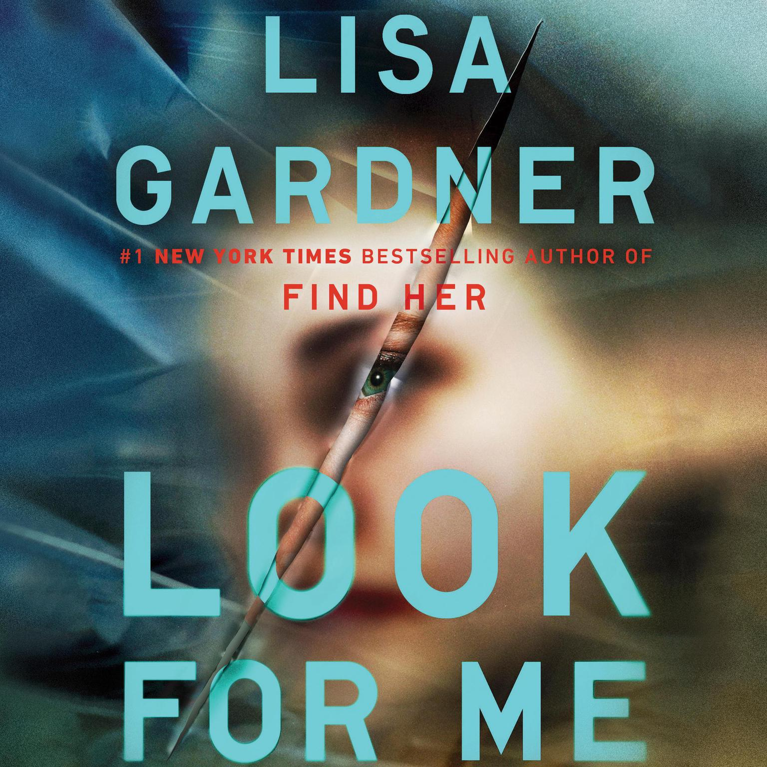 Printable Look for Me Audiobook Cover Art