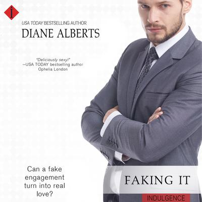 Faking It Audiobook, by Diane Alberts