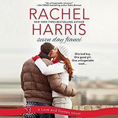 Seven Day Fiancé Audiobook, by Rachel Harris