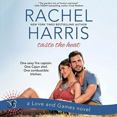Taste the Heat Audiobook, by Rachel Harris