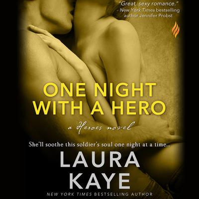 One Night with a Hero Audiobook, by Laura Kaye