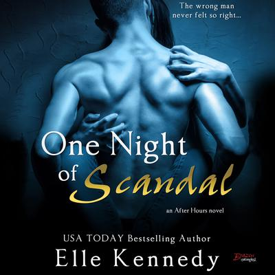 One Night of Scandal Audiobook, by Elle Kennedy