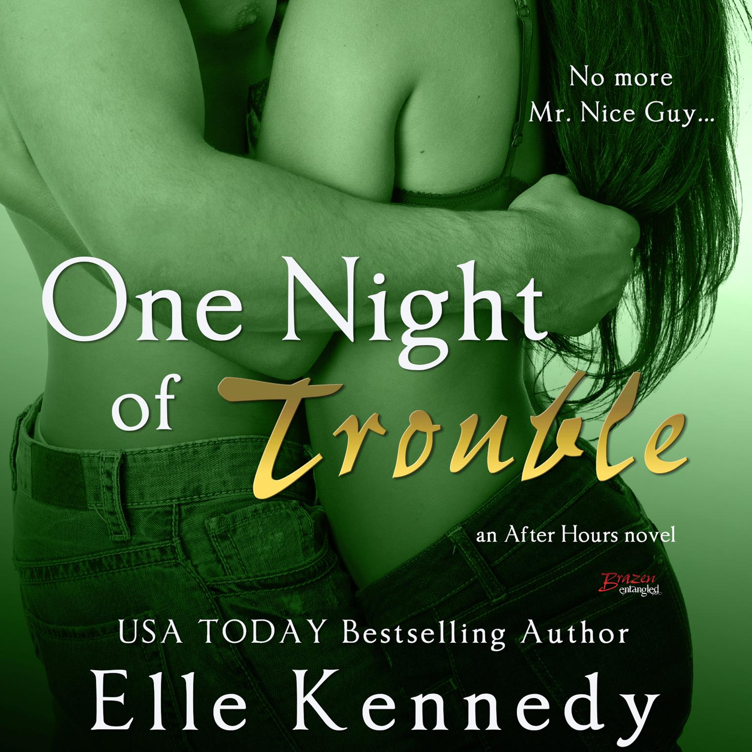 One Night of Trouble Audiobook, by Elle Kennedy