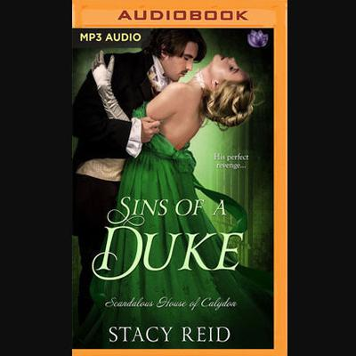 Sins of a Duke Audiobook, by Stacy Reid