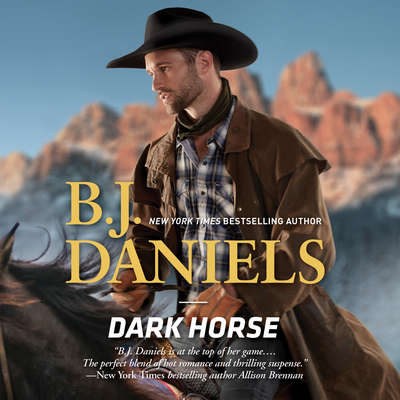 Dark Horse Audiobook, by B. J. Daniels