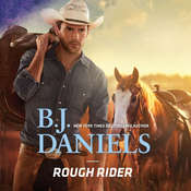 Rough Rider Audiobook, by B. J. Daniels