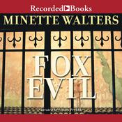 Fox Evil Audiobook, by Minette Walters