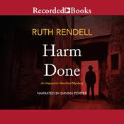 Harm Done Audiobook, by Ruth Rendell