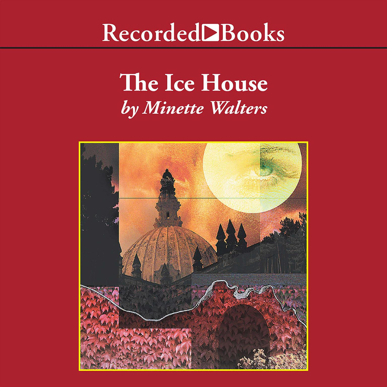 Printable The Ice House Audiobook Cover Art