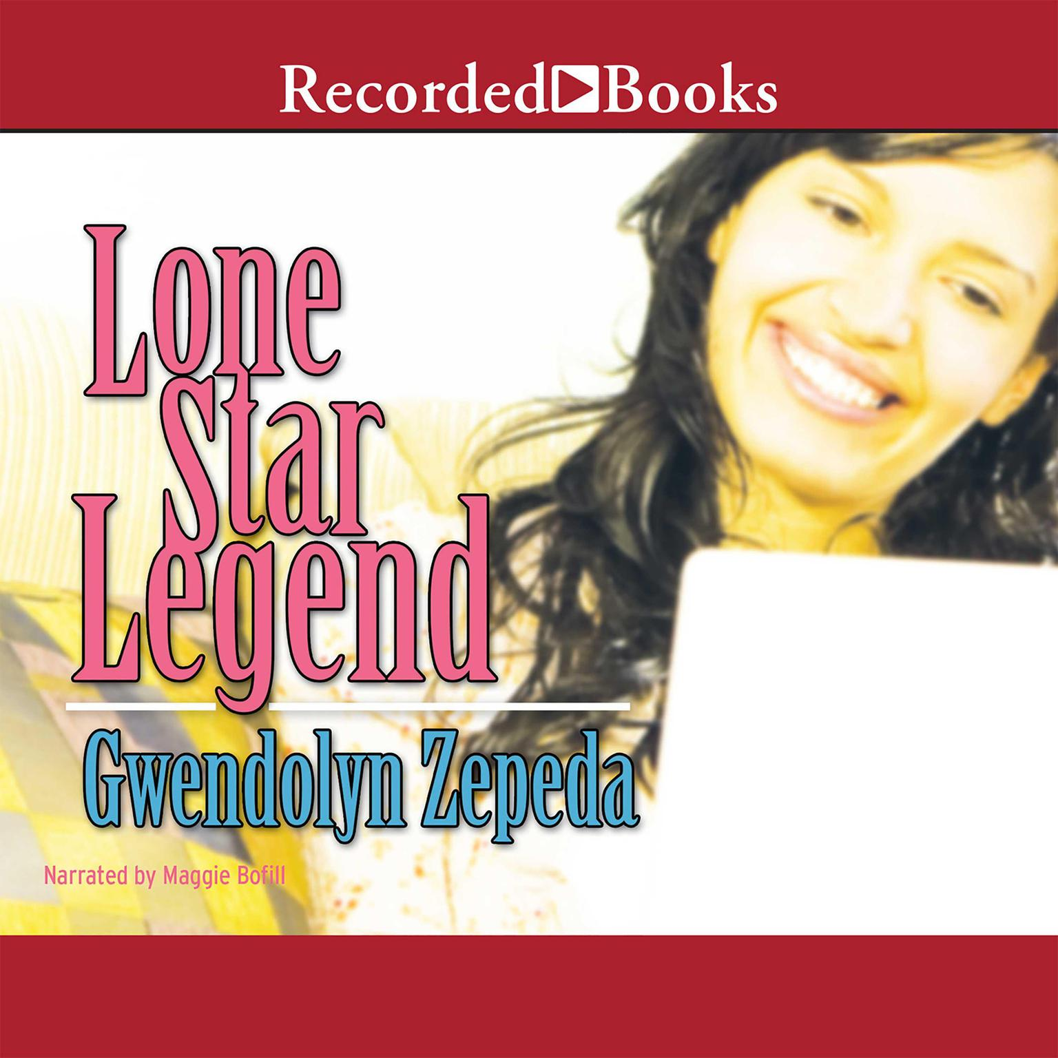Printable Lone Star Legend Audiobook Cover Art