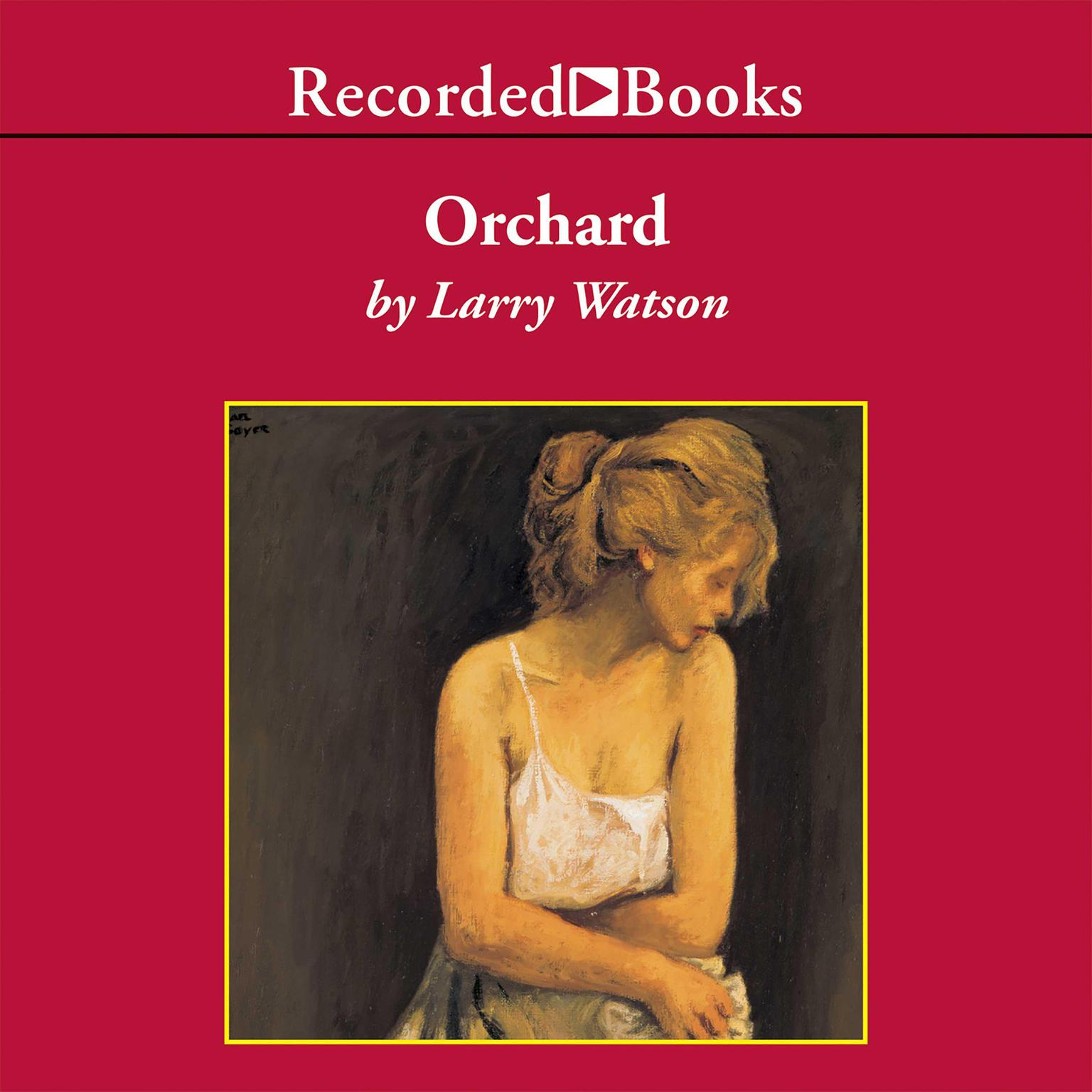 Printable Orchard: A Novel Audiobook Cover Art