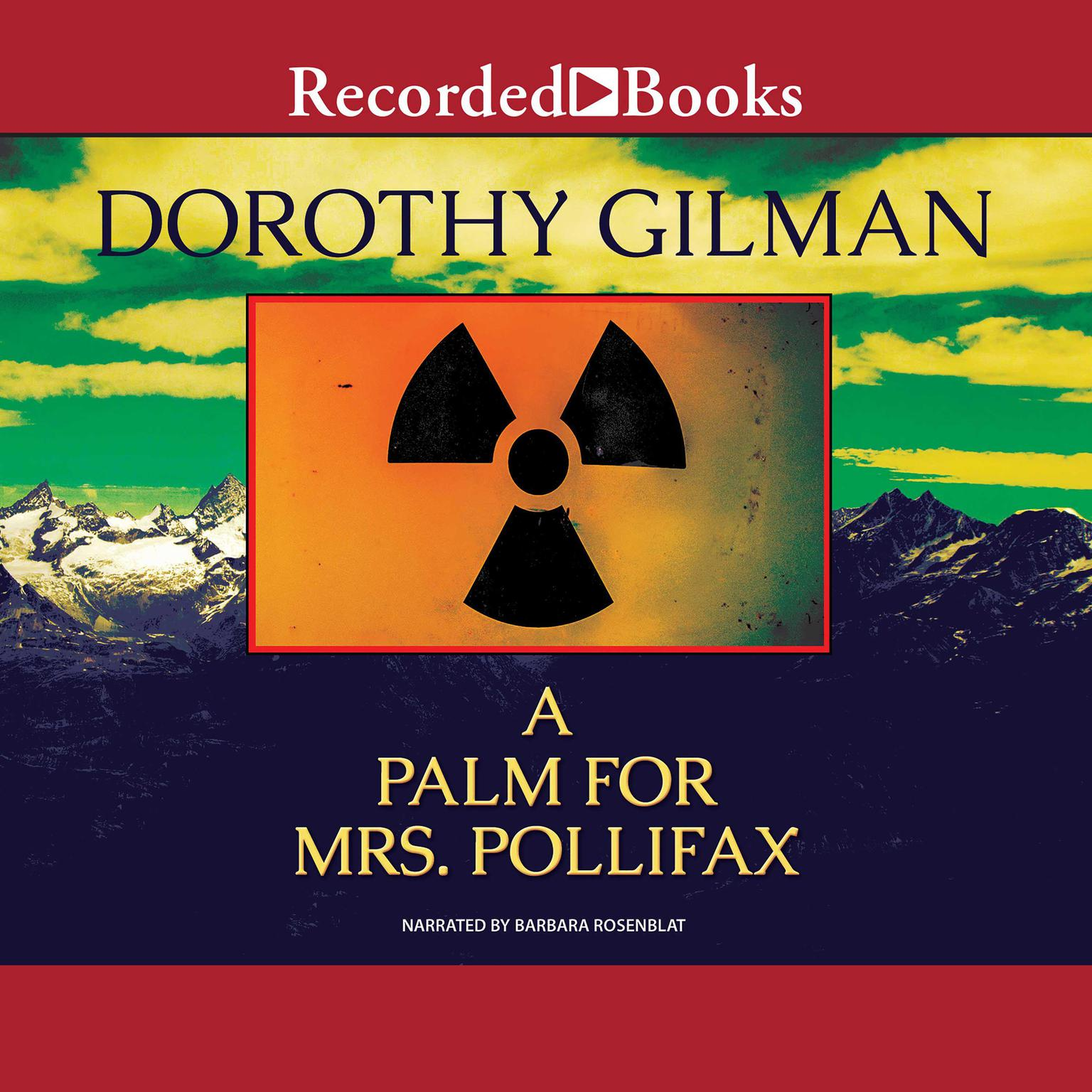 Printable Palm for Mrs. Pollifax Audiobook Cover Art