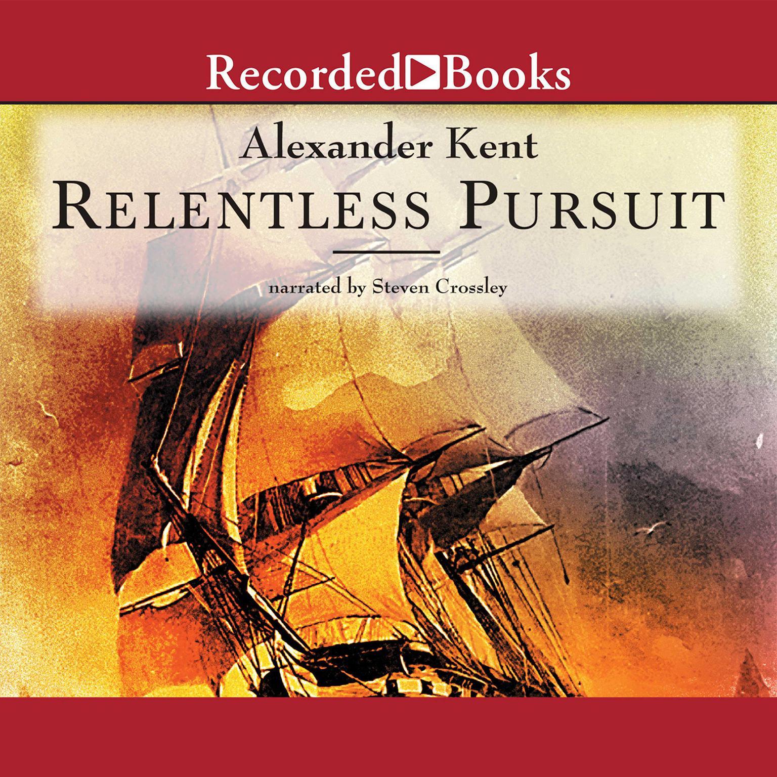 Relentless Pursuit Audiobook, by Douglas Reeman