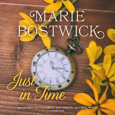 Just in Time Audiobook, by Marie Bostwick