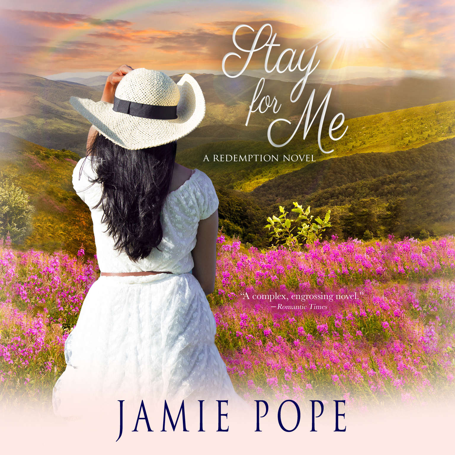 Stay for Me: A Redemption Novel Audiobook, by Jamie Pope