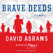 Brave Deeds Audiobook, by David Abrams