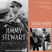Jimmy Stewart: Bomber Pilot Audiobook, by Starr Smith
