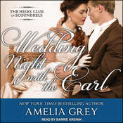 Wedding Night With the Earl Audiobook, by Amelia Grey
