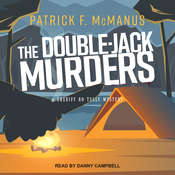 The Double-Jack Murders Audiobook, by Patrick F. McManus