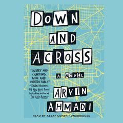 Down and Across Audiobook, by Arvin Ahmadi