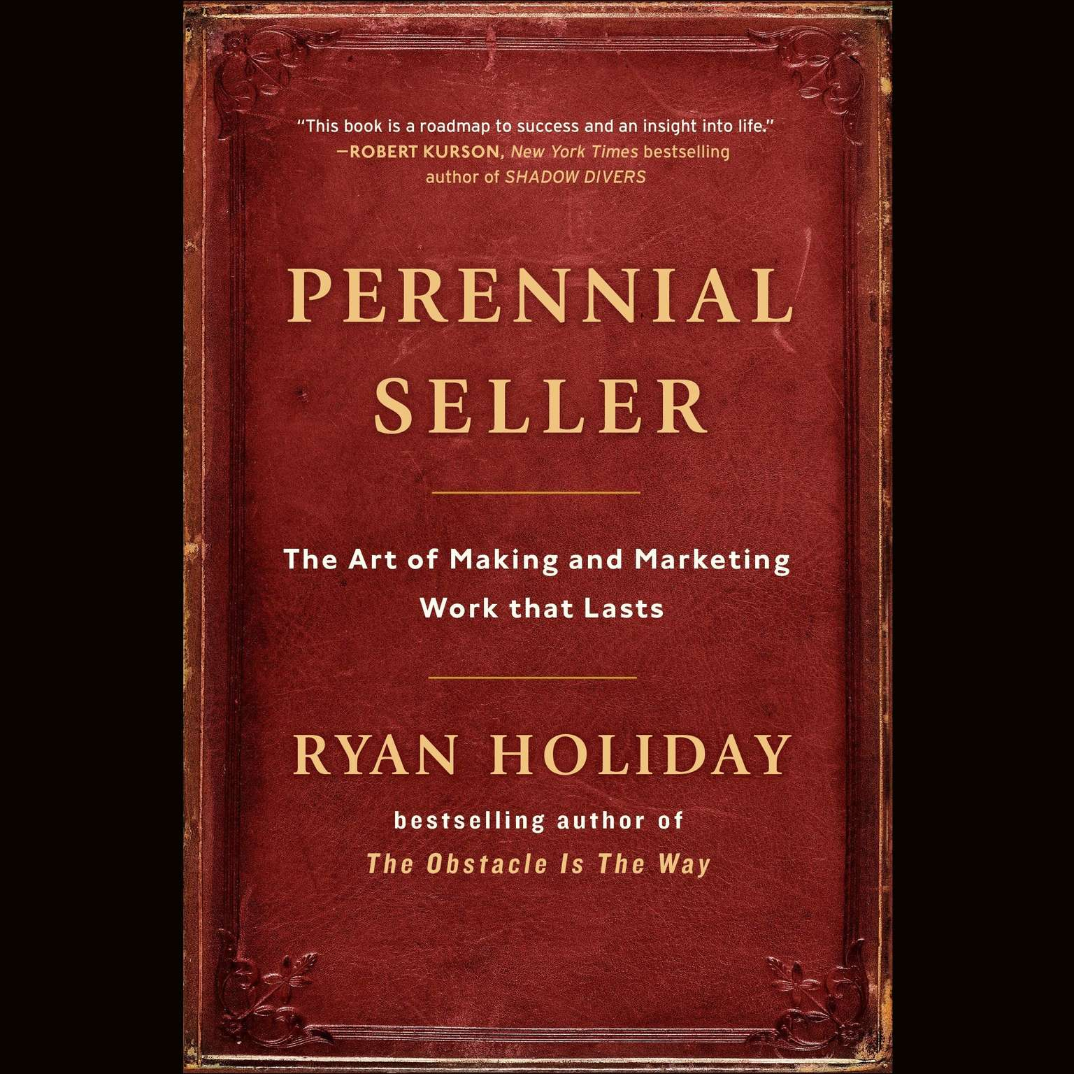 Printable Perennial Seller: The Art of Making and Marketing Work that Lasts Audiobook Cover Art