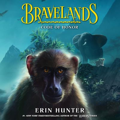 Bravelands #2: Code of Honor Audiobook, by Erin Hunter