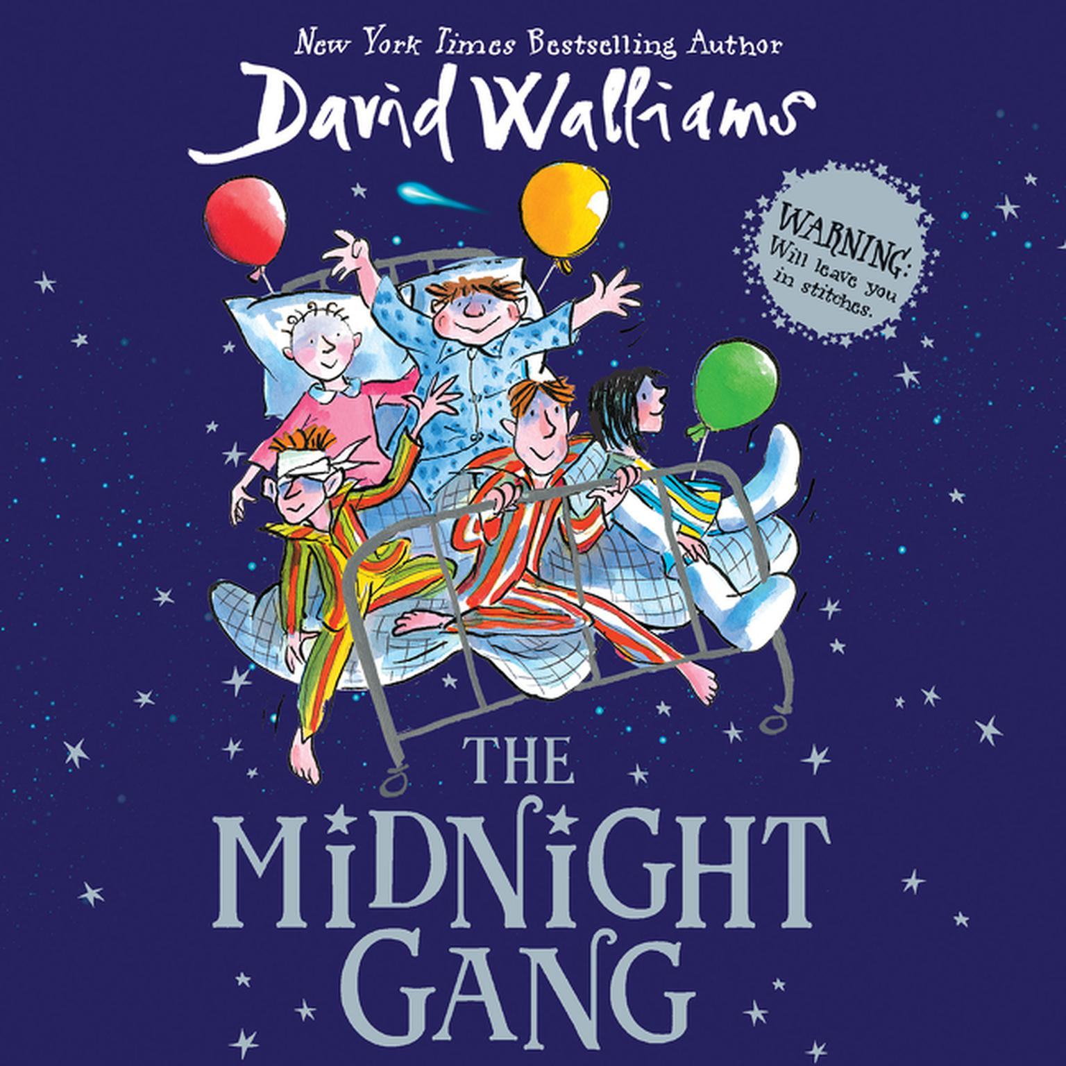 The Midnight Gang Audiobook, by David Walliams