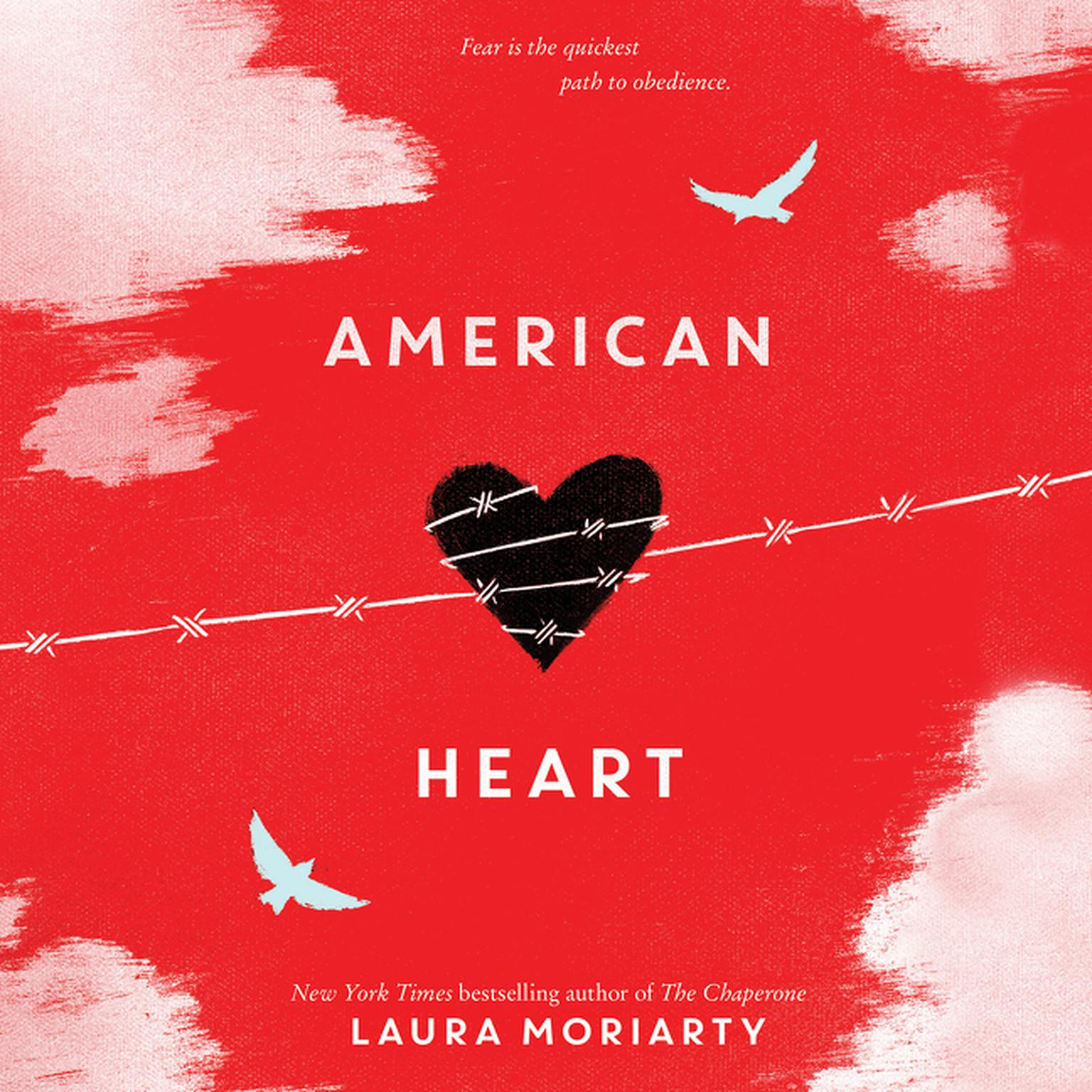 Printable American Heart Audiobook Cover Art