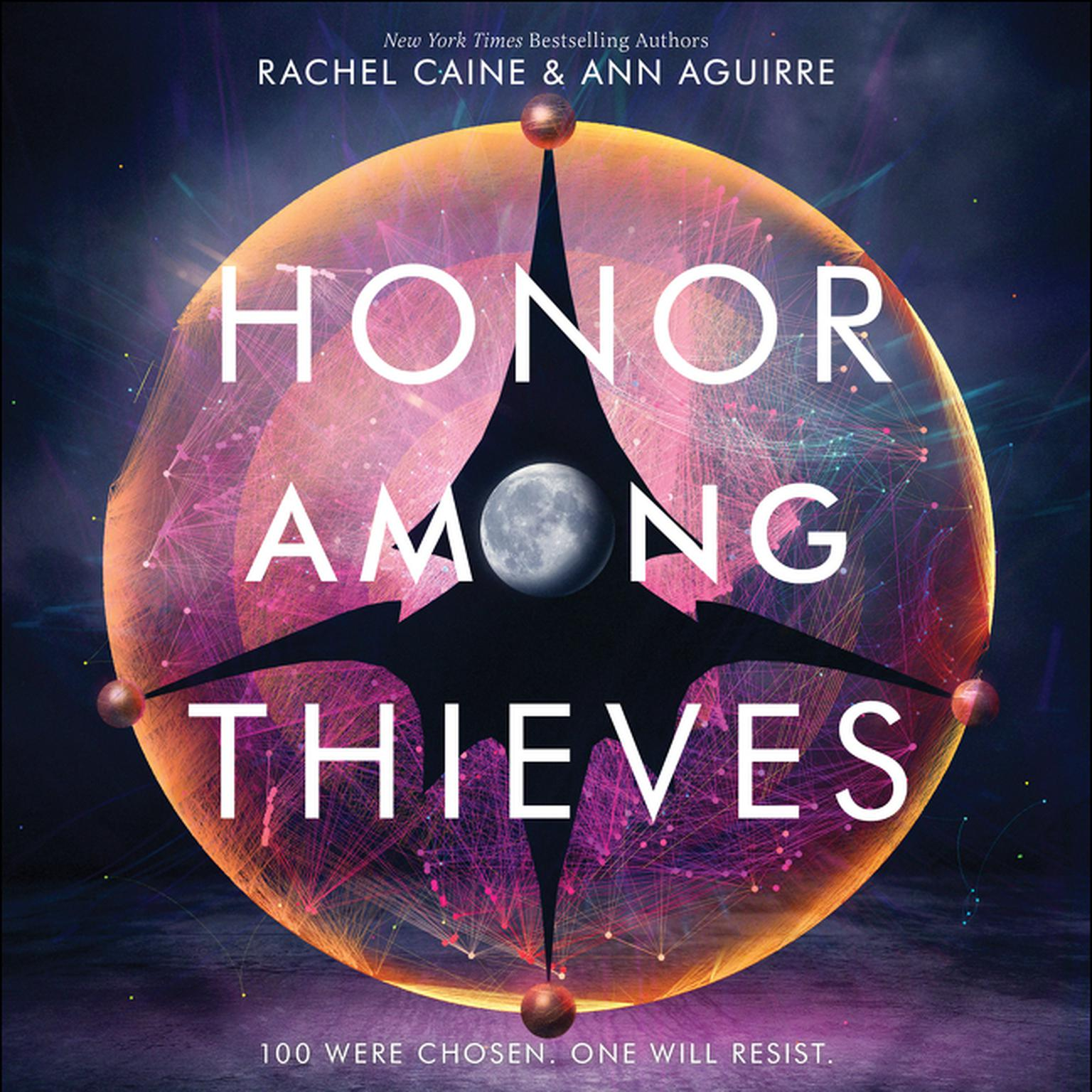 Printable Honor Among Thieves Audiobook Cover Art