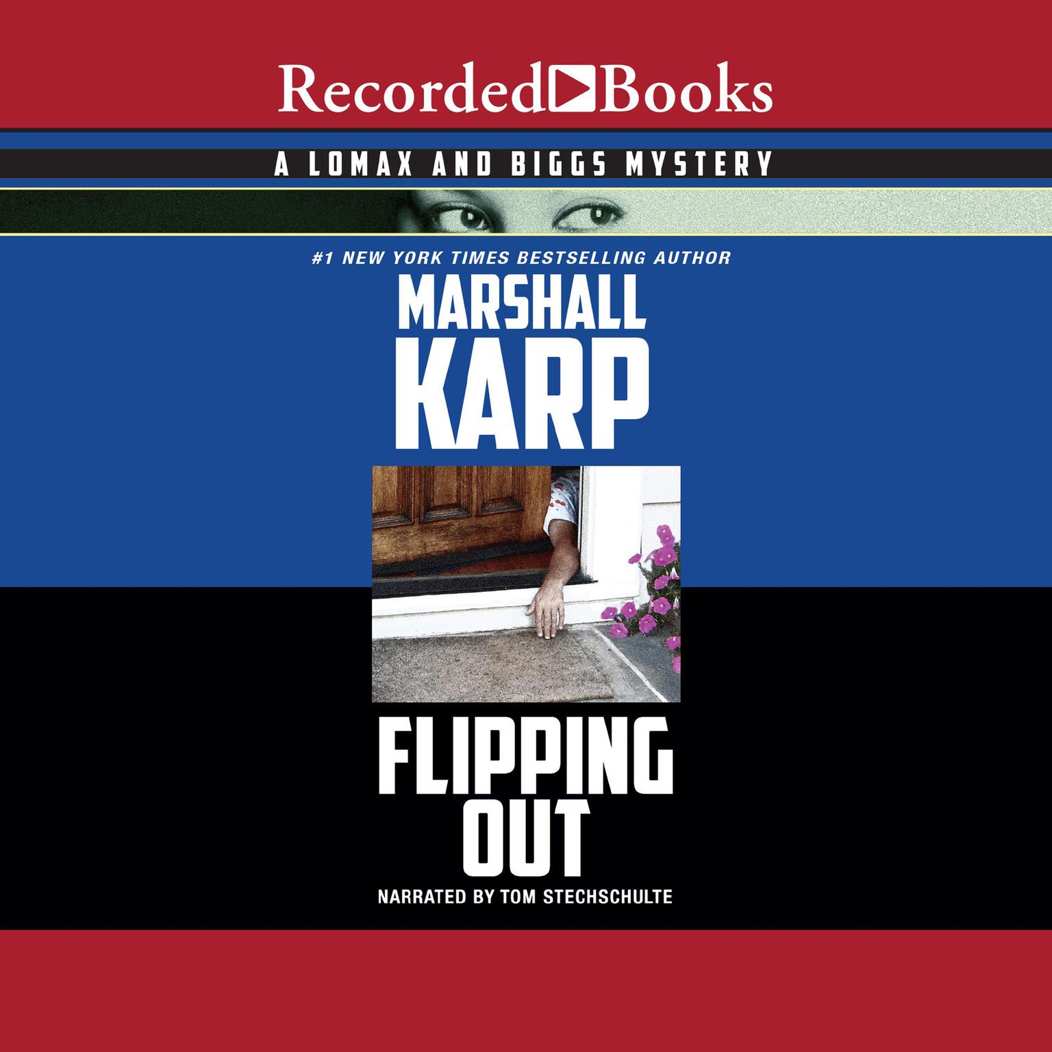 Printable Flipping Out Audiobook Cover Art