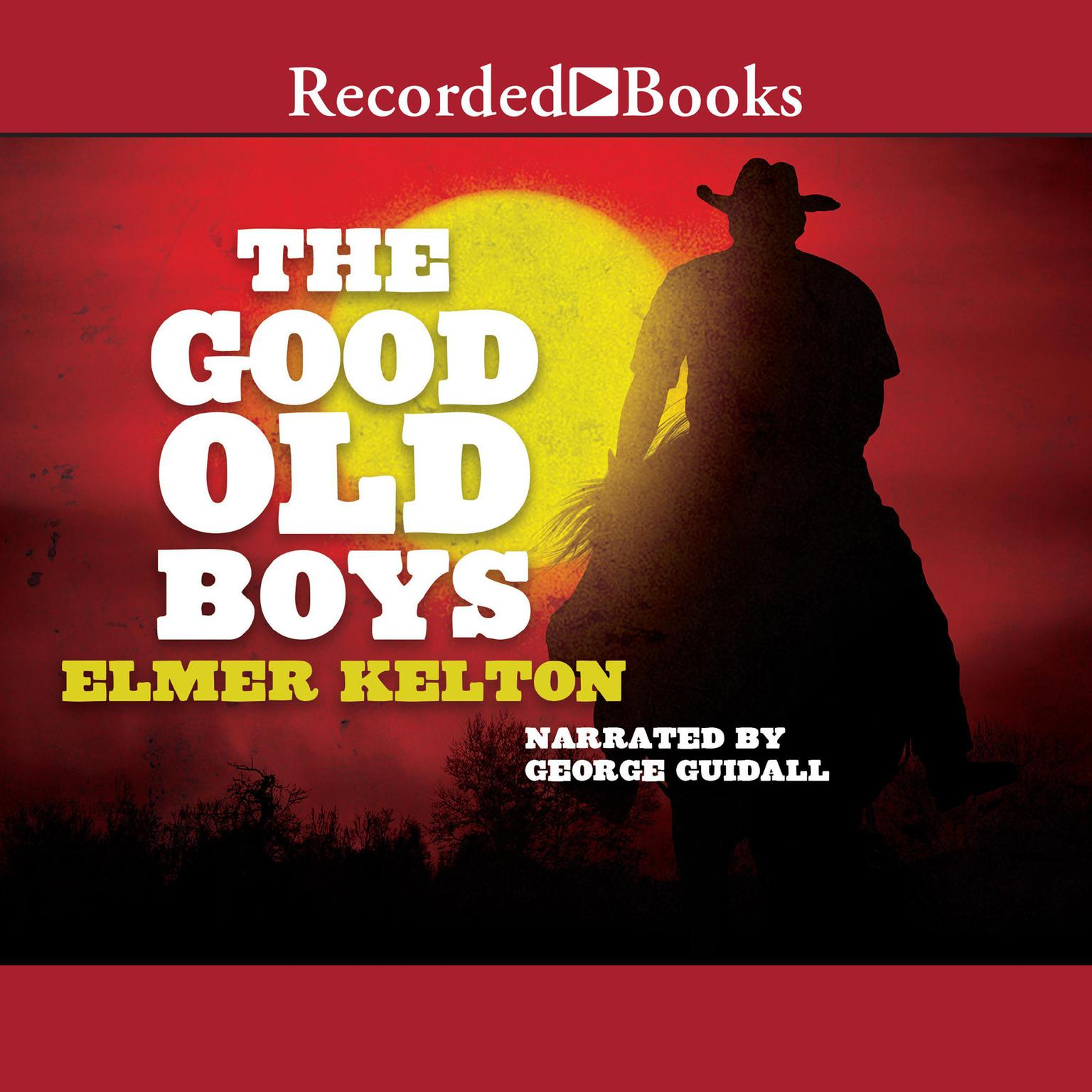 Printable The Good Old Boys Audiobook Cover Art