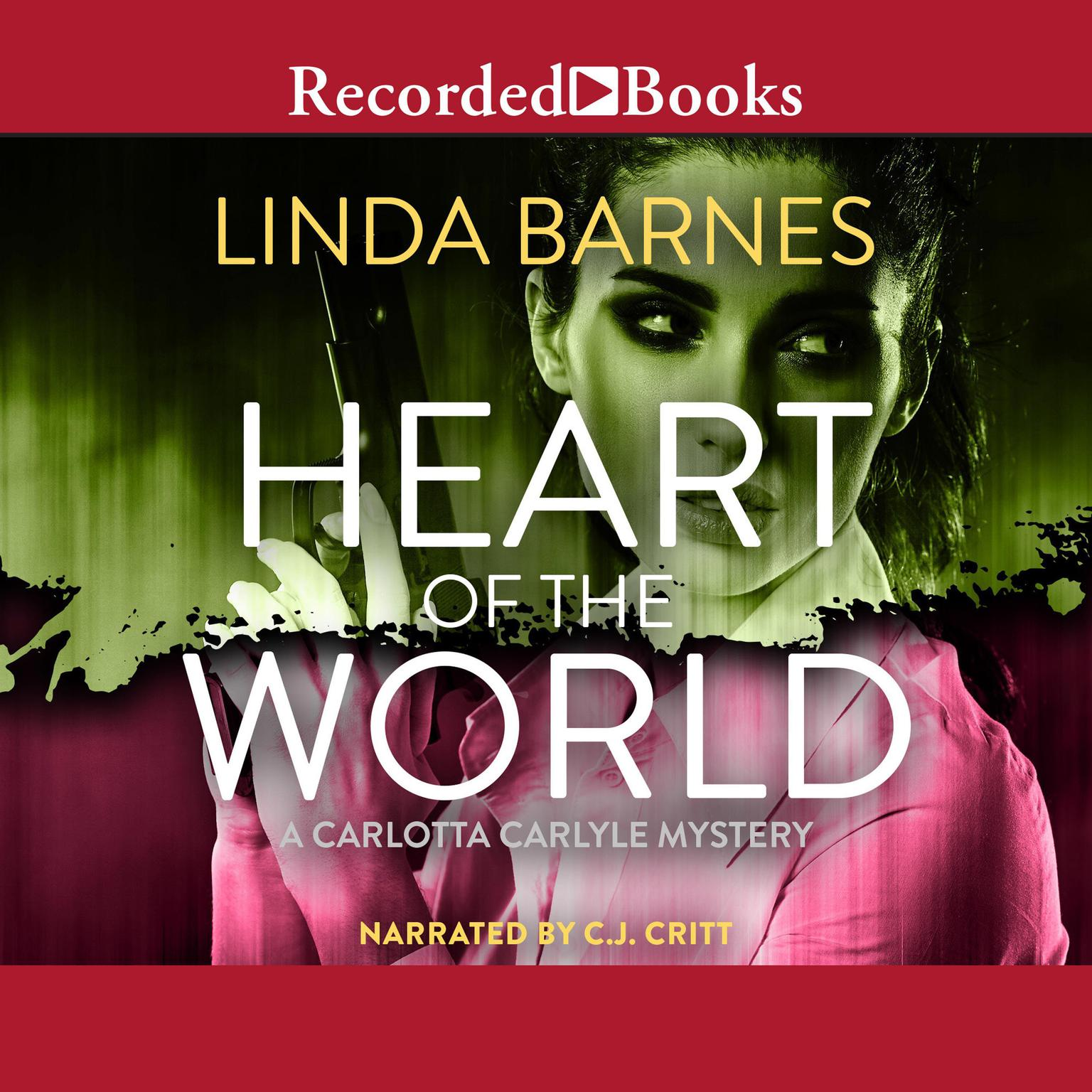 Printable Heart of the World Audiobook Cover Art